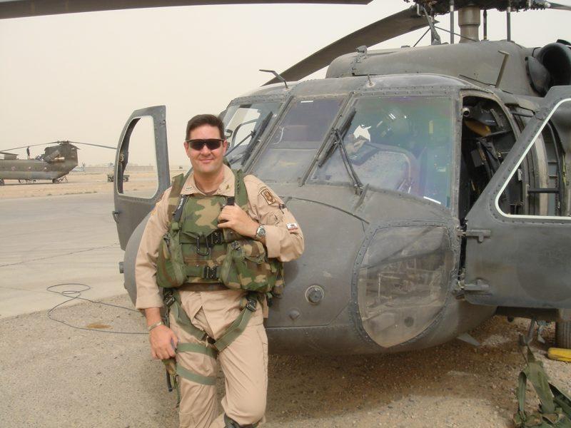 Adam in Iraq - 2005