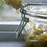 Preserving the Summer – Green Tomato Jam w/ Ginger & Cardamom