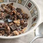 Secret Recipe Club: Nutella Chocolate Chunk Granola