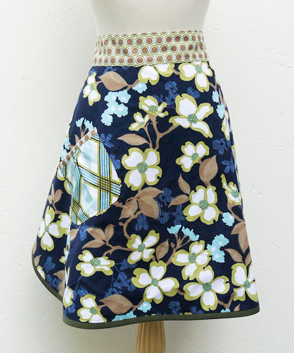 Milly Half Apron
