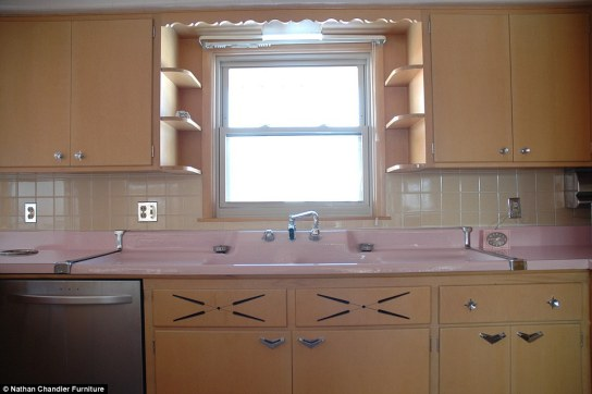 Pink Kitchen
