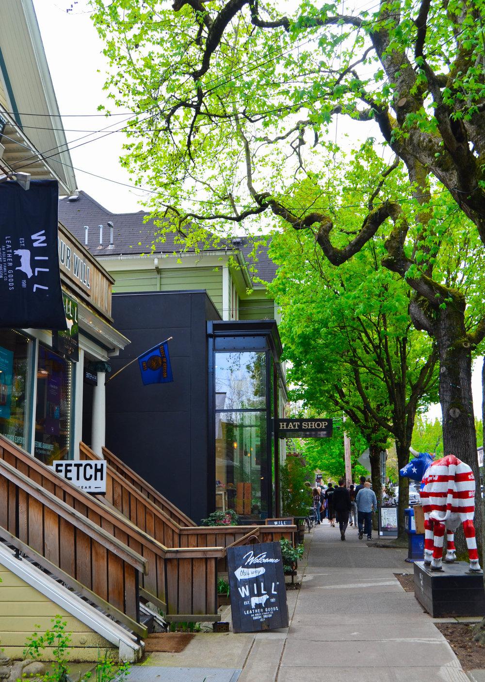 City Guide Northwest Portland Crumb Kisses