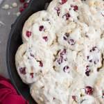 Cranberry White Chocolate Breakfast Buns