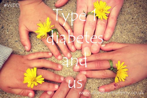 Type 1 diabetes and us