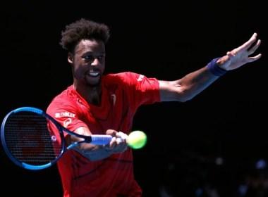 Résumé ATP: Monfils remporte son troisième titre à Montpellier