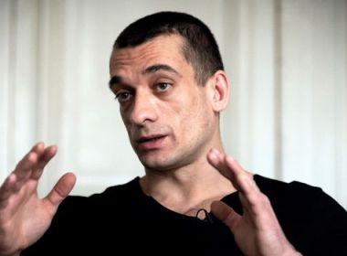 """Pavlenski a une """"personnalité borderline"""" et """"narcissique"""" selon une expertise psychiatrique"""