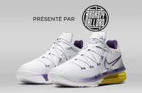 Nike LeBron 17 Low Lakers : on sait avec quoi Gérard va humilier ses adversaires à Orlando