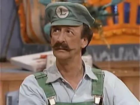 4. Live-Action TV Show Luigi