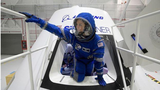 Boeing met son module d'équipage CST-100 Starliner à l'épreuve finale