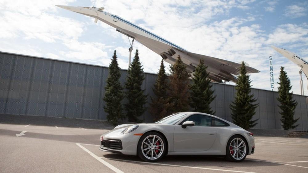Porsche 911 Ultimate Road Trip 2020