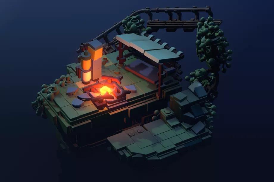 Builder's Journey capture