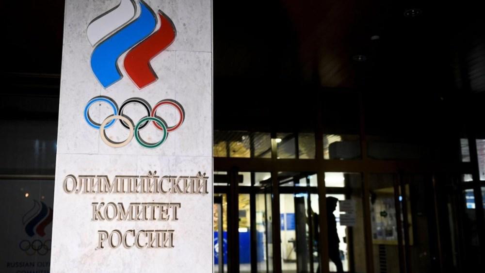 La Russie bannie des Jeux olympiques de 2020
