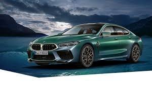 BMW M8 Gran Coupé 2020 obtient sa propre première édition