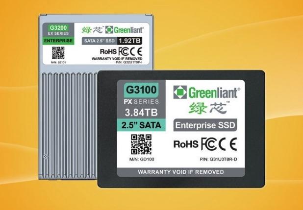 nouvelle gamme de SSD industriels SATA robustes