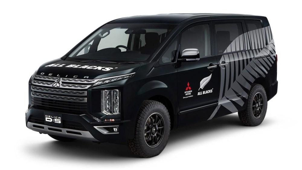 Mitsubishi présente cinq concepts au Salon de l'auto de Tokyo 2020