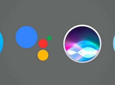 Google assistant et Siri