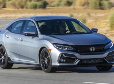 Honda Civic Sport Touring Manual 2020
