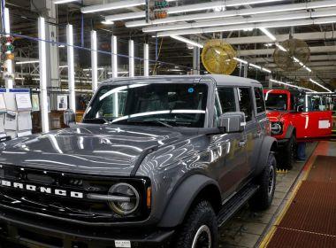 Le nouveau SUV Bronco de Ford rencontre des problèmes de production