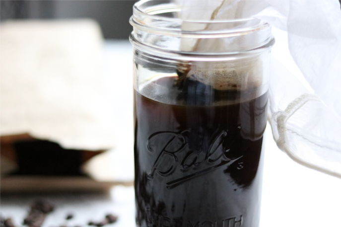 My Favorite Cold Brew | Crunchy Kat