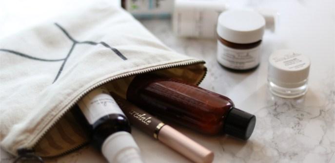 Summer Makeup Bag | Crunchy Kat