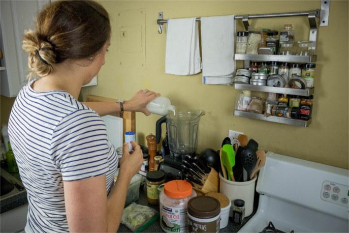Olivia's Organics and Crunchy Kat