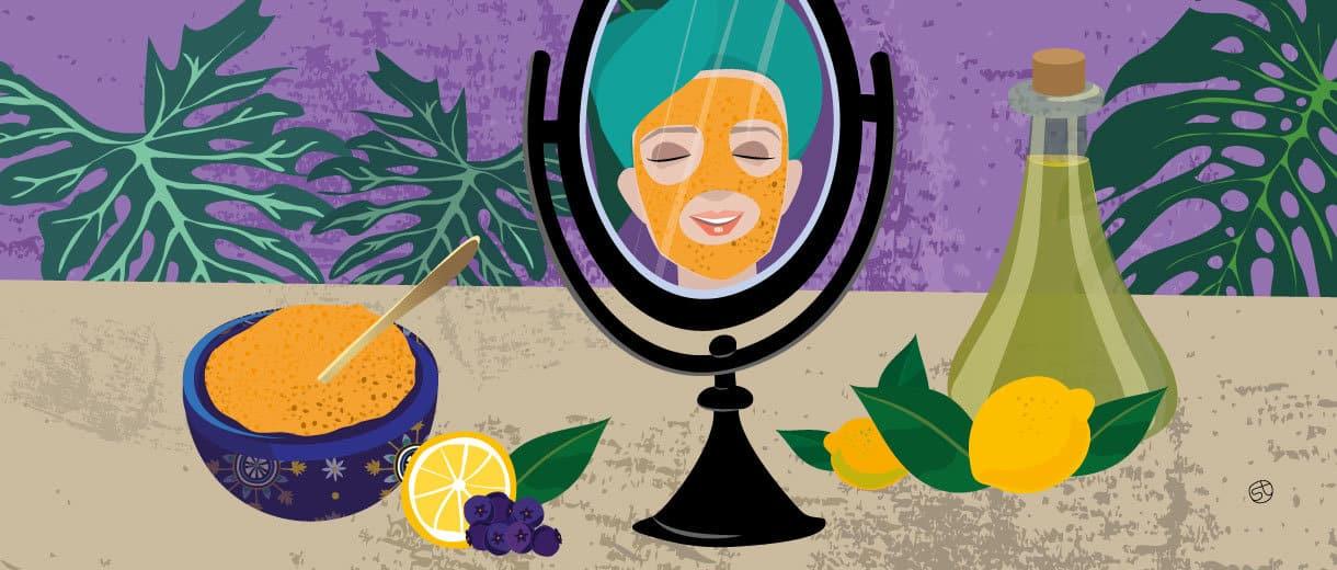 5 Homemade Face Masks That Make Wonders