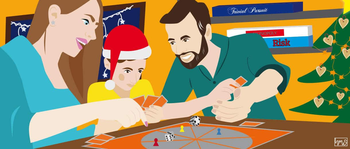 6 Family Board Games To Play Not Just For Christmas