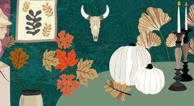 Top Decor Ideas For An Elegant Spooky Party | CrunchyTales Stefania