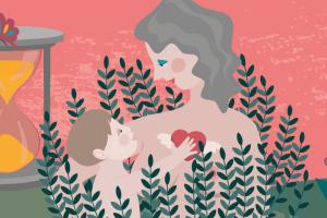 Older Mums Know Best | Late-Motherhood | CrunchyTales | Stefania Tomasich