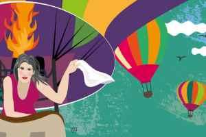 Midlife Gap Year | CrunchyTales Stefania Tomasich