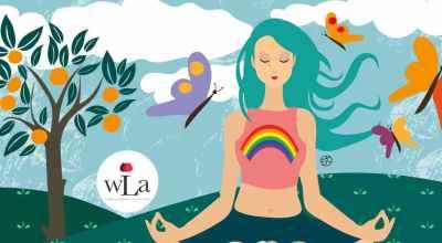 Positive Mind-Set - Stefania Tomasich   Crunchy Tales And WLA   Women Leaders Association