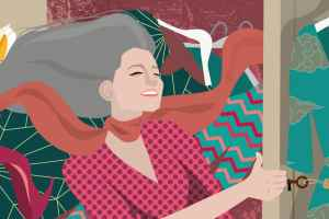 Rent A Wardrobe | CrunchyTales Stefania Tomasich