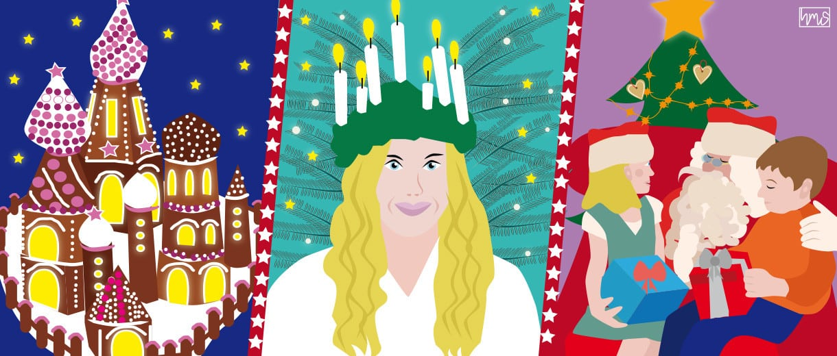 The Best Christmas Family Getaways In Scandinavia