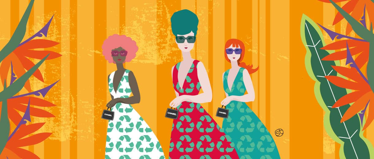 Slow Fashion: Saving The World, One Dress At A Time