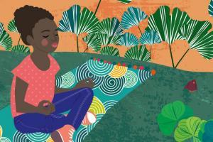 Yoga For Kids | CrunchyTales Stefania Tomasich