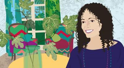 A Colorful Journey With Tricia Guild | Stefania Tomasich Illustration | CrunchyTales