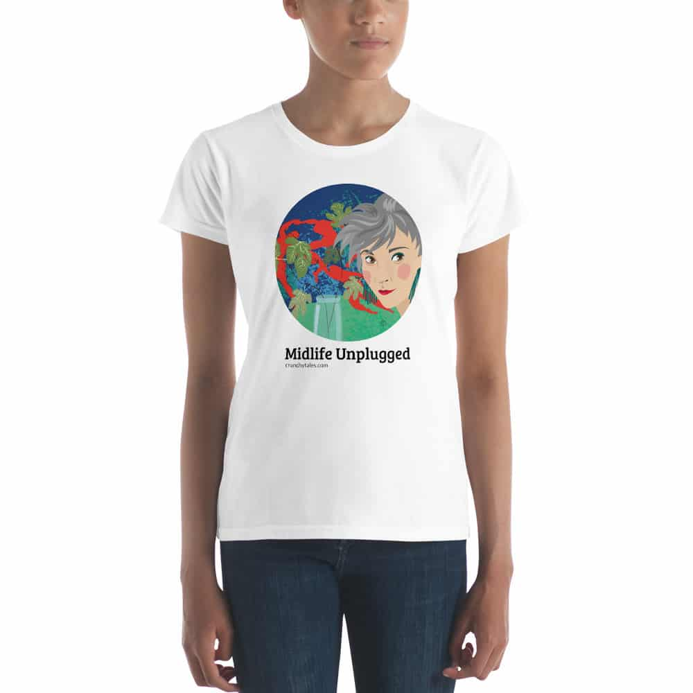 CruchyTales Midlife Unplugged T-shirt