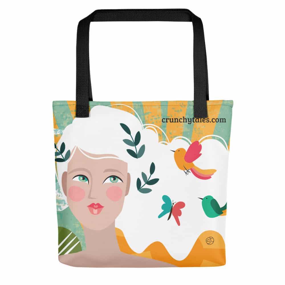 CrunchyTales Tote Bag S/S 2020