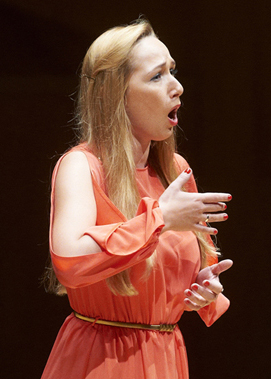 XII Concurso Internacional Canto Montserrat Caballe