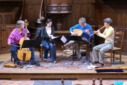 Ensemble Corona (Oude Muziek)