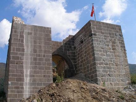 Le chateau Abbasside de Haroun al-Rashid de nos Jours