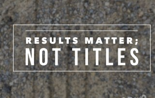 results-not-titles
