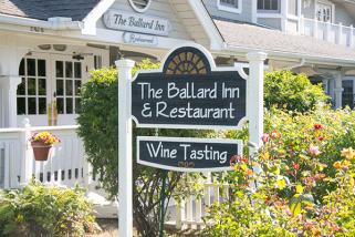 Ballard Inn, Ballard CA