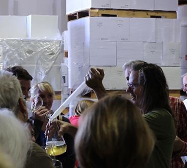 Chardonnay Barrel Tasting