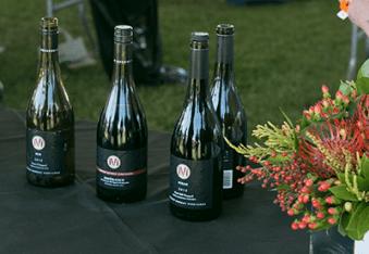 Grand Tasting Wine Table