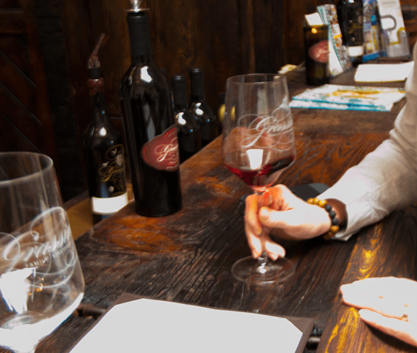 Grassini Wine Bar El Paseo
