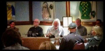 The Zaca Mesa University Wine Seminar for Santa Barbara Vintners Spring Weekend
