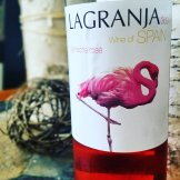 Garnacha Rose from local communities in Spain. La Granja 360 is a supporter of Farm Sanctuary!
