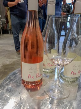Mr. Pink Rosé from Underground Wine Project