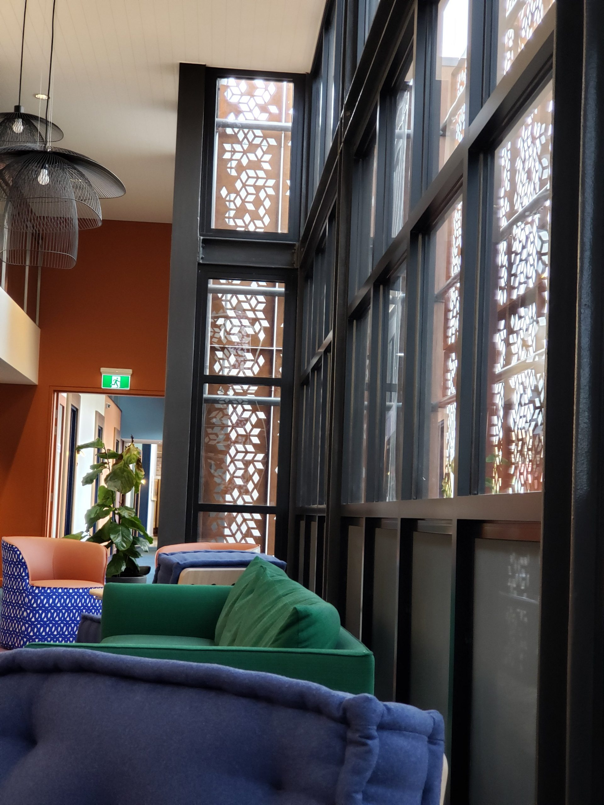 This stunning boutique hotel is quietly set in Orange Australia NSW